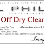 February Coupons – Save with Al Phillips!