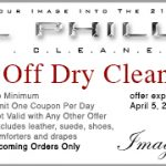 Save in March with Al Phillips – the Coupons Are Here!